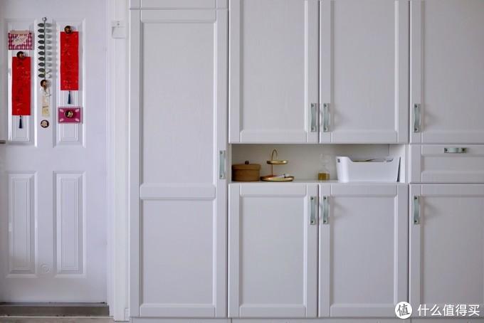柜多不压身,收纳小白也能有齐齐整整的家