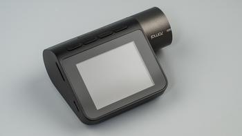 70迈 PRO智能行车记录仪外形设计(安装|机身|摄像头)