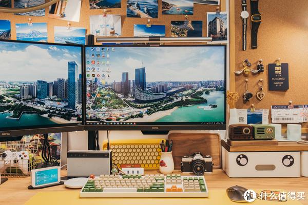 打造舒适格调简约工作台,8K字讲述1.3平米的桌面故事