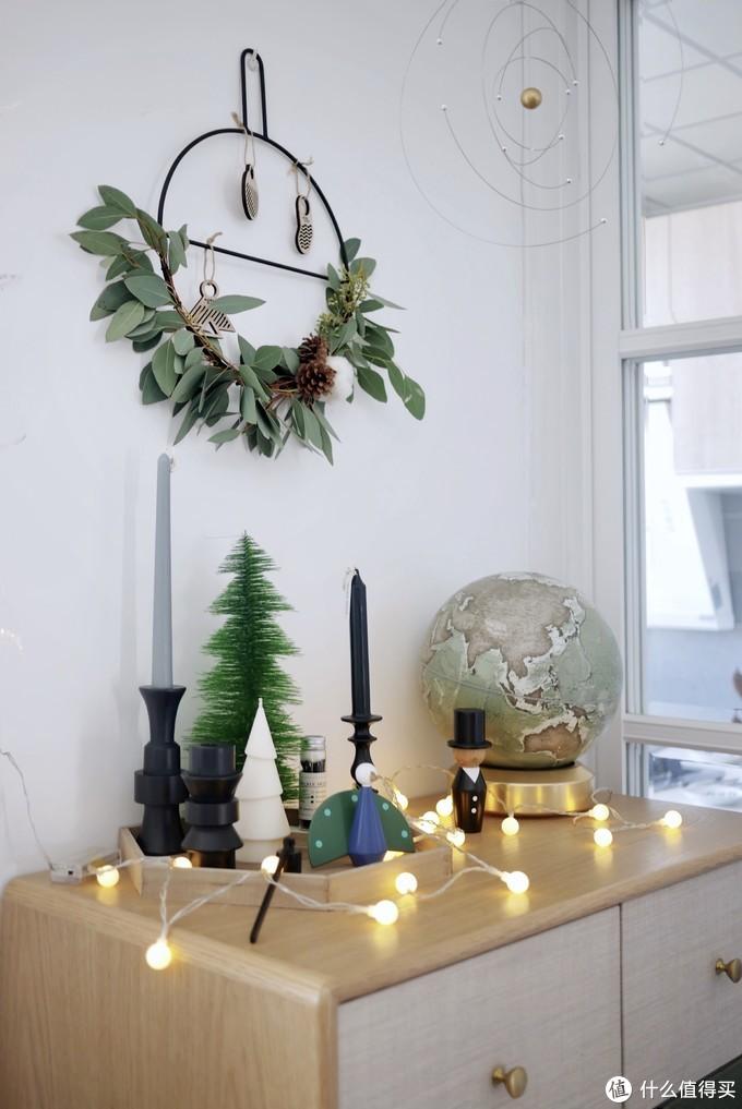 圣诞期间的装饰