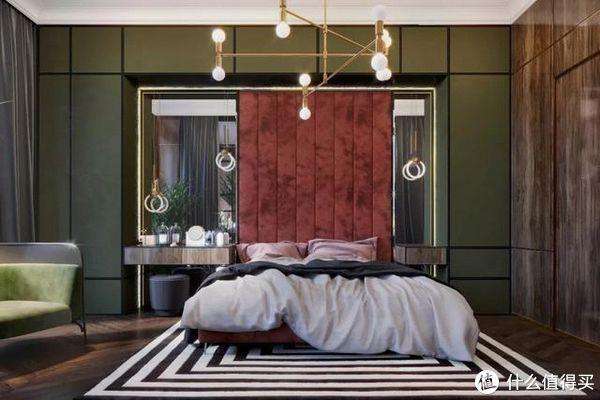 卧室背景墙别再乱装,这样设计比邻居家高档10倍!