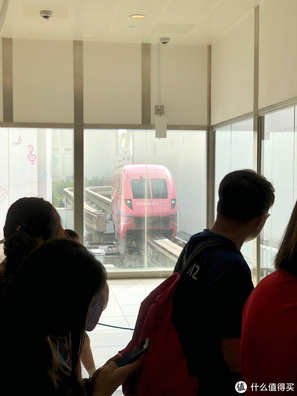 圣淘沙捷运小火车