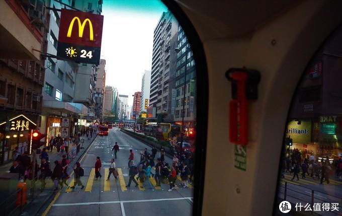 不如去香港吧,只因那么随口一说