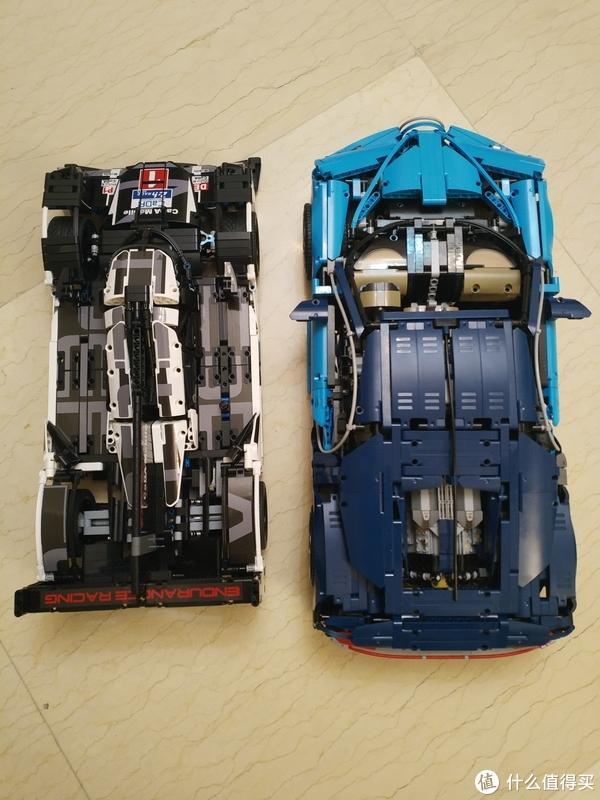国产机械组积木标杆——双鹰咔搭919耐力赛车
