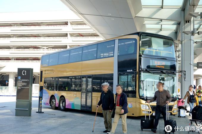 香港到澳门便宜又快捷——港珠澳口岸穿梭巴士完全攻略