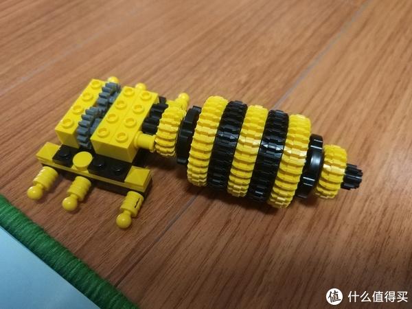会动的大黄蜂拼装体验