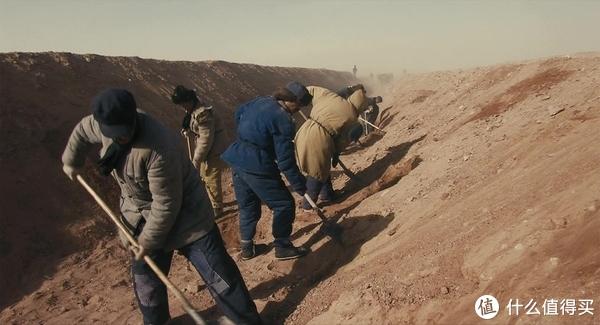 艰苦环境下的劳动,事倍功半,主要还是对人体的摧残为主