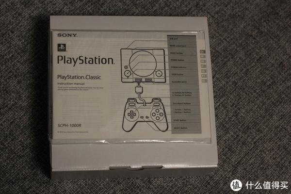 情怀还是信仰PlayStation classic英版开箱