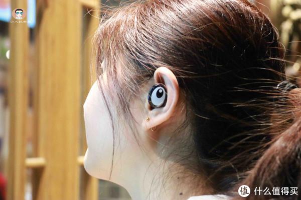 """耳朵上的""""萌宠""""TWS耳机"""