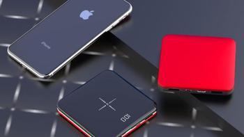 南卡超薄无线充电宝购买理由(外观|便携)