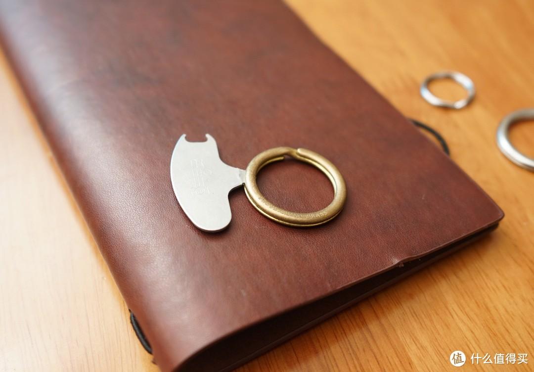 钛合金、不锈钢、黄铜、普通金属钥匙环有什么区别?