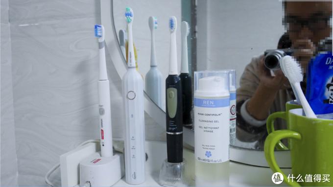 好用的牙刷必须柱状体--usmile声波电动牙刷Y1评测报告