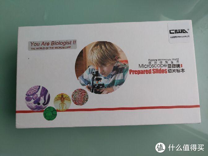 BRESSER 儿童显微镜 晒单