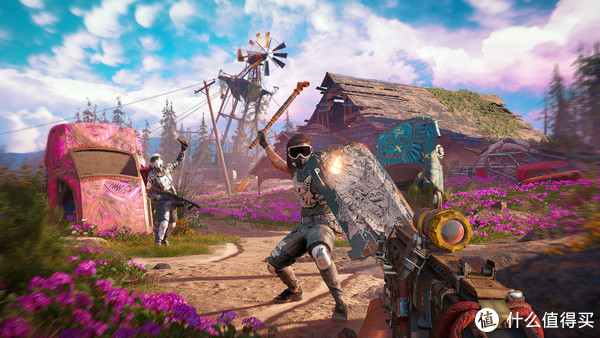 重返游戏:迷人的反派与稳步求进的《孤岛惊魂》系列