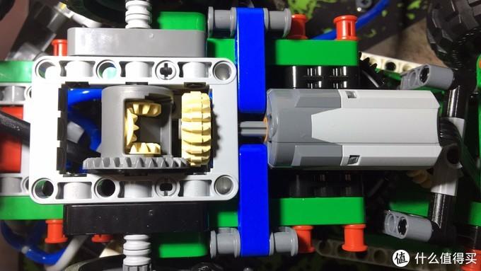 安装M电机