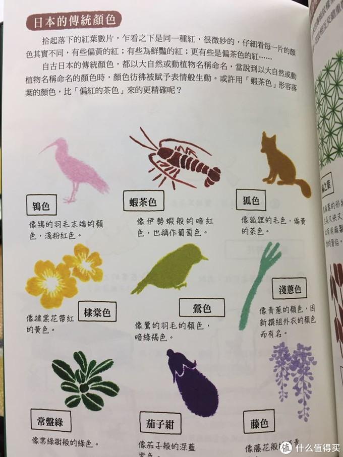 传统色彩介绍