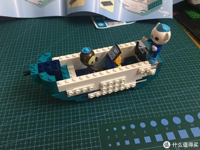 启蒙3703 海底小纵队--灯笼鱼艇,你值得拥有
