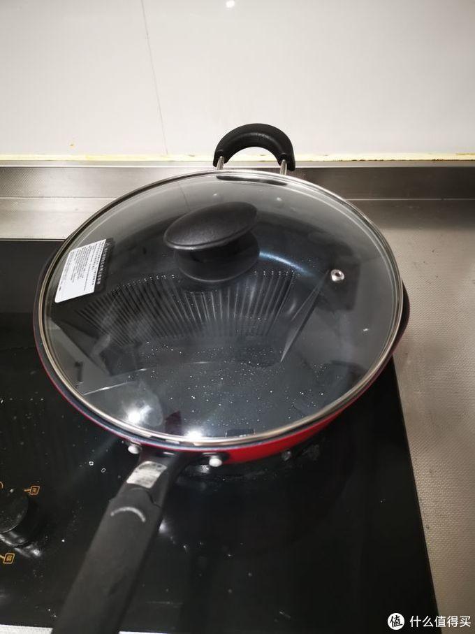 厨具推荐之NITORI,尼达利超深型大口煎炒万能锅
