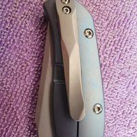 Kizer lancer 2 凯泽枪骑兵2代刀具使用总结(刀柄|性价比)
