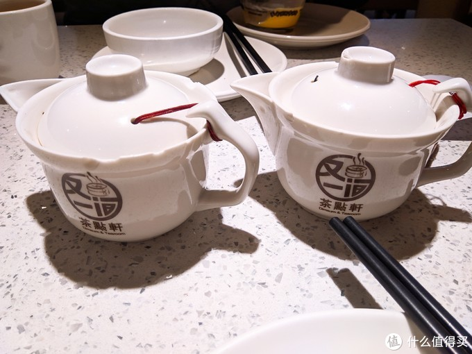 每人一个小茶壶