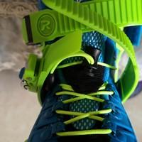乐秀直排轮滑使用总结(操作|鞋带)