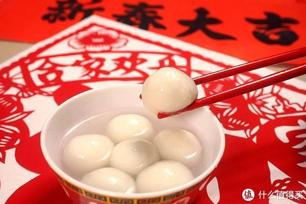 元宵节里吃汤圆,初试网红汤圆-缸鸭狗 高粱宁波汤圆