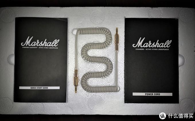 Marshall Stanmore蓝牙音箱的简单开箱及体验报告