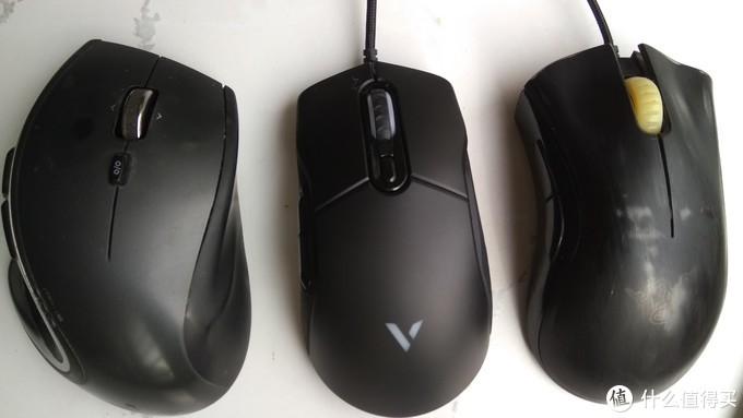 小惊喜的电竞游戏鼠标——雷柏VT200!
