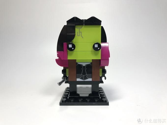 乐高 方头仔系列 41607 Gamora 卡魔拉