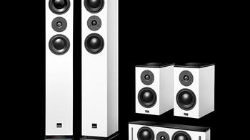 CAV Fi-30 5.1家庭影院音箱系统购买理由(外形|设计)