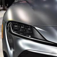 丰田 Supra跑车购买理由(外观|设计)