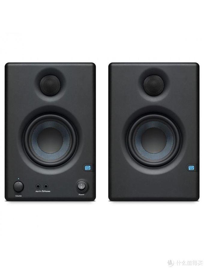 谈谈3000以内初套桌面听歌设备入手, 4寸桌面近场音箱+解码器的组合