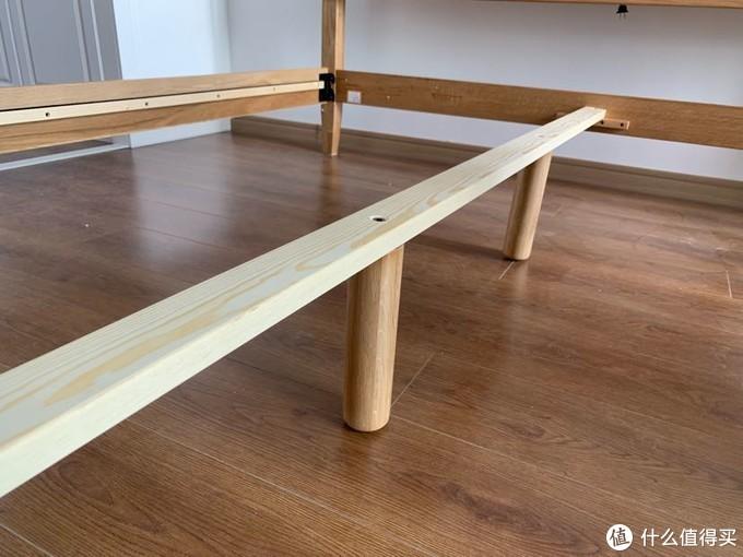 网购最大件—网红款维莎实木床