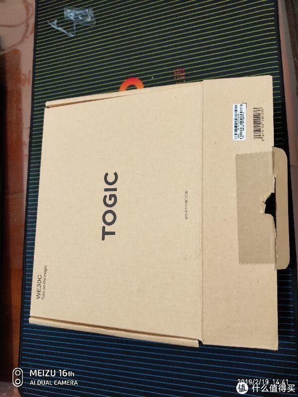泰捷we30c电视盒子