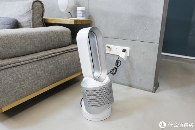 这个冬天不太冷?戴森 Dyson HP00 空气净化暖风扇 开箱