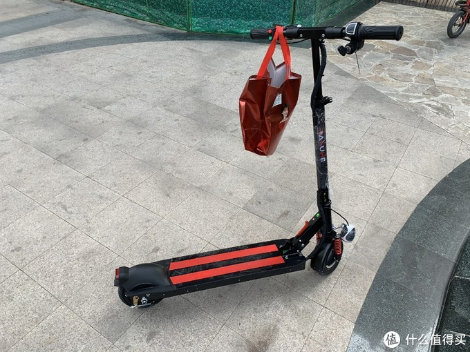 500元的电动滑板车,劝退——大陆合 DLH-1 电动滑板车 开箱