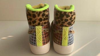 耐克 BLAZER MID '77 VNTG 男子休闲运动鞋使用总结(荧光|鞋帮|鞋面|舒适度)