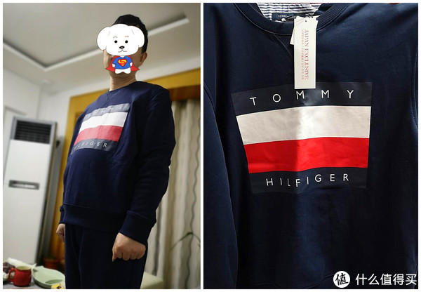 Tommy卫衣