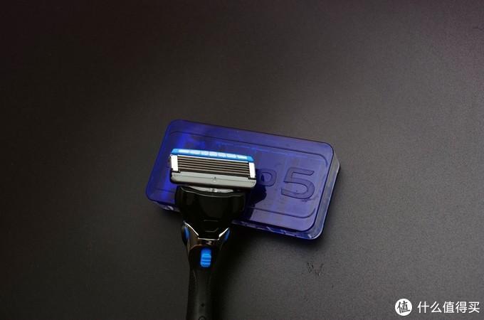 Schick 舒适 HYDRO 5 CUSTOM 小改款剃须刀