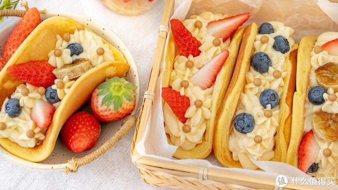 韩国网红甜点,在家一只平底锅就能做! 再也不用排队了!
