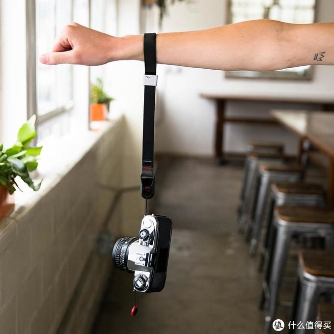 巅峰设计 PEAK DESIGN CUFF II 二代 相机腕带开箱