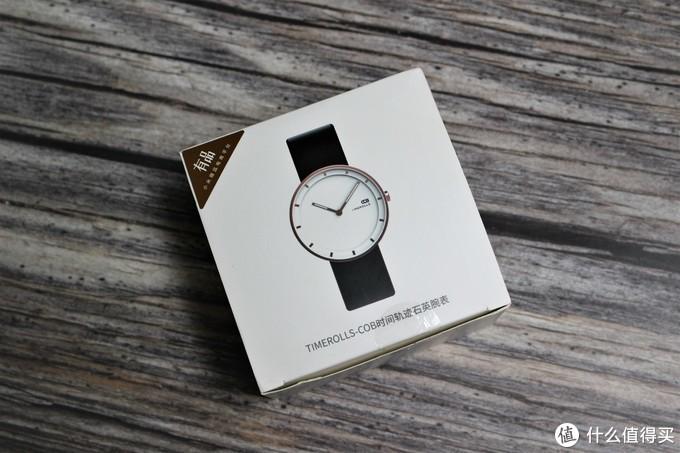 让时光简单并优雅的行走-TIMEROLLS COB时间轨迹石英腕表
