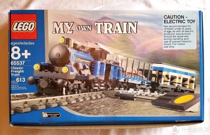 史诗级火车套装65537!图片来自eBay
