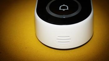 360 D819 智能可视门铃使用总结(扬声器|安装|电源|电源|配置)