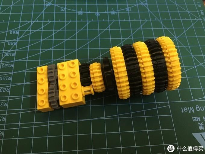 森宝 703200 机械小蜜蜂 便宜加可玩性不错