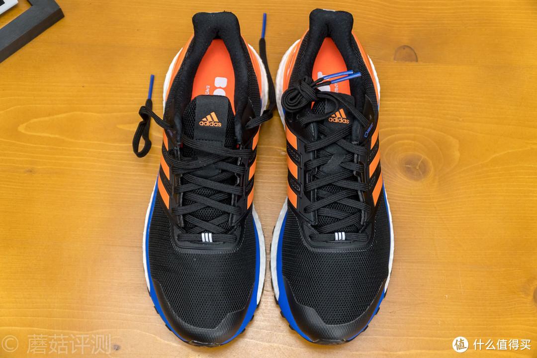 600不到入手两双准UltraBOOST!阿迪达斯adidas supernova gtx m男子跑步鞋 开箱试穿