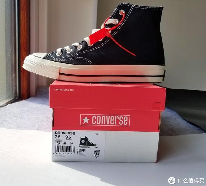 Converse 1970s 非18版晒单