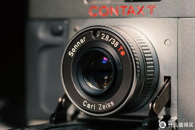 CONTAX T | 还有比它更小的黄斑对焦相机吗?