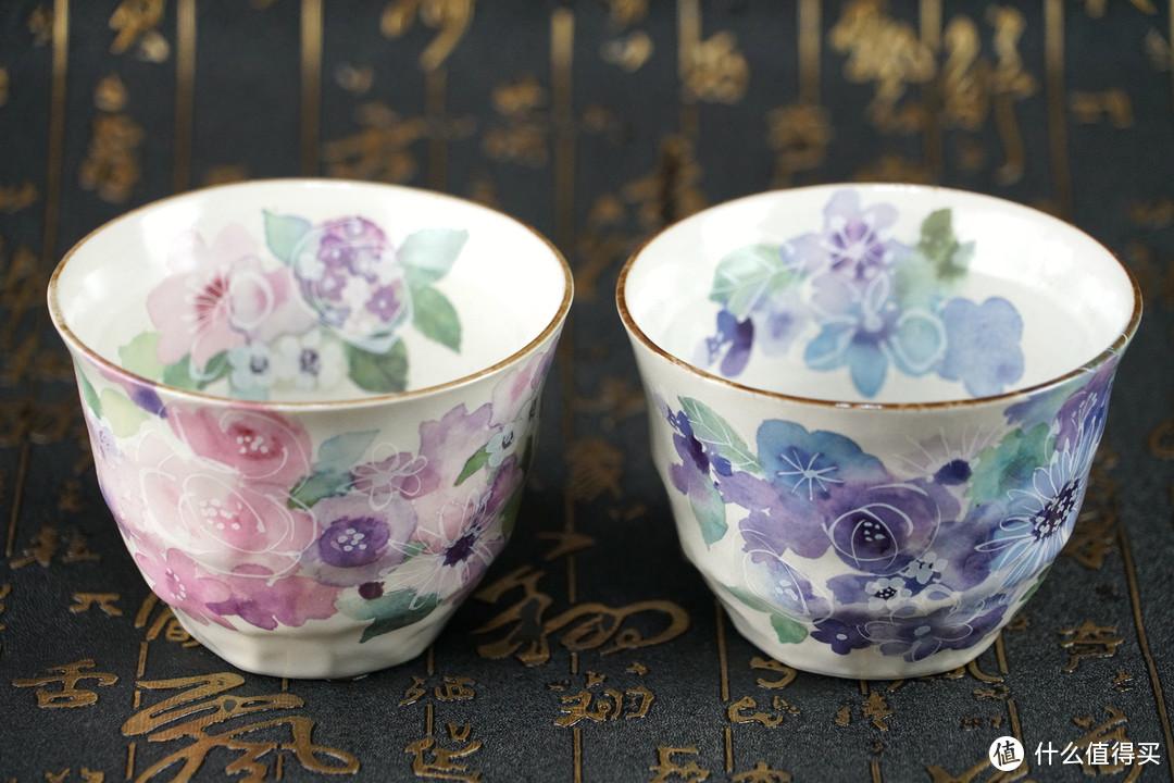 茶与茶器:Ceramic 和蓝 美浓烧 花工房 茶壶双杯套装+AHMAD 亚曼 阿萨姆红茶品鉴