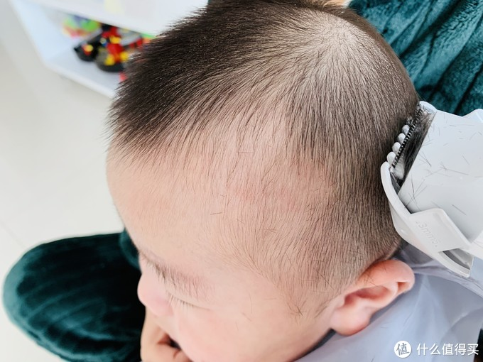 拥有米兔婴儿理发器,人人都是理发师
